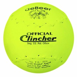 deBeer Official Clincher Softball - F16