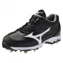 Mizuno Women's 9-Spike Sweep Metal Softball Cleats - 320422
