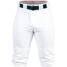 Rawlings Youth Premium Knee-High Fit Knicker Baseball Pants - YP150K
