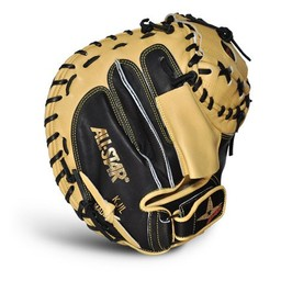 "All Star Pro Elite Series 33"" Catchers Mitt: CM3000SBT  Right Hand Throw"