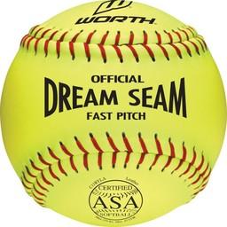 "Worth 11"" Dream Seam Softball - C11RYLA"