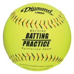 Diamond Pitching Machine Balls 12MBP - 1 Dozen