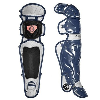 "All Star System Seven Adult 16.5"" Pro Leg Guards - LG30WPRO"