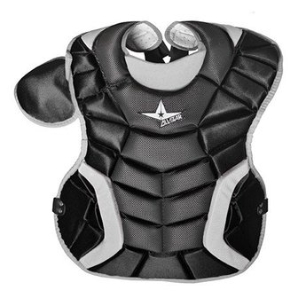 "All Star System Seven Intermediate 15.5"" Pro Chest Protector:  Ages 12-16 - CP1216S7"