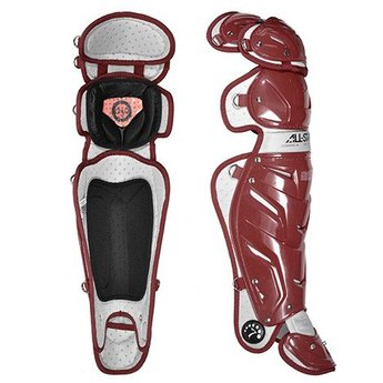 "All Star System Seven Youth 14.5"" Pro Leg Guards - LG1216S7"