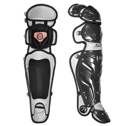 "All Star System Seven Youth 13"" Pro Leg Guards - LG912S7"