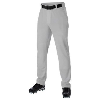 Alleson Youth Open Hemmed Pant - 605WLPY