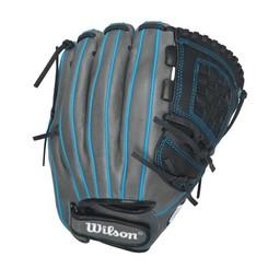 """Wilson Onyx FP12 Electric Blue Fast Pitch Glove - 12"""": WTA12RF1612EB"""