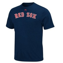 Majestic Red Sox Tee