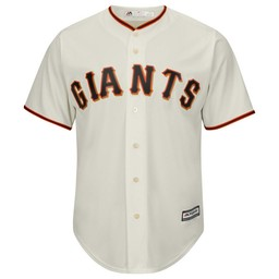 Majestic Giants Replica Home Jersey
