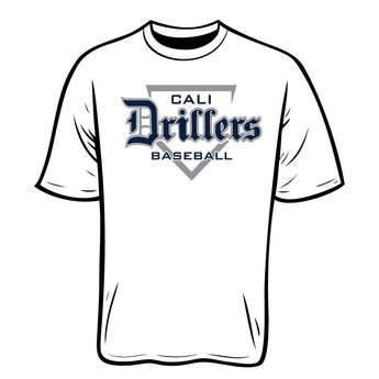 Drillers Badger Sport Dry Fit - 4120 ADULT