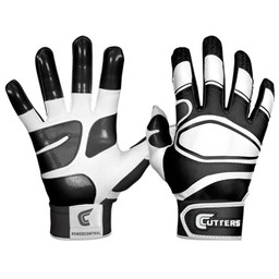 Cutters Power Control Batting Gloves Adult - B440