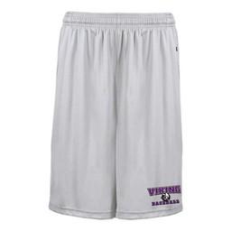 Valencia Baseball Badger B-Core Pocketed Shorts - 4119