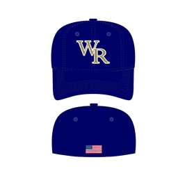 WRHSBB Richardson PTS65CX Fitted - Navy Cap