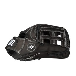 "Marucci FOUNDERS' SERIES 12.75"" H-WEB Black: M13FG1275H"