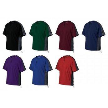 DeMarini Adult Short Sleeve BP Jacket - WTP9555