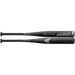 "2017 EASTON MAKO BEAST XL (-8) 2 5/8"" SENIOR LEAGUE BASEBALL BAT SL17MK8"