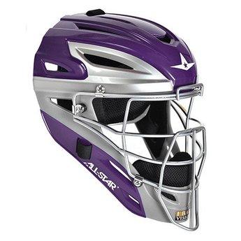 All Star System Seven Two Tone Catching Helmet - MVP2500TT