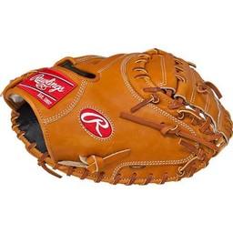 "Rawlings Pro Preferred 33"" Catchers Baseball Mitt RHT - PROSCM33RT"