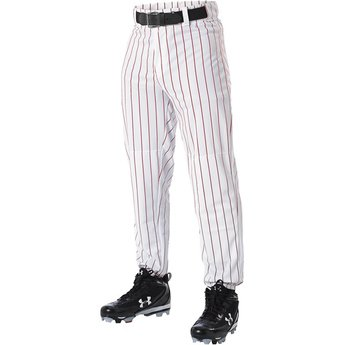 Alleson Youth Pinstripe Baseball Pants: 605PINY