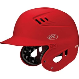 Rawlings Coolflo XV1 Matte Helmet: CFX1MAS