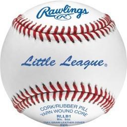 Rawlings Baseball RLLB1 - 1 Dozen
