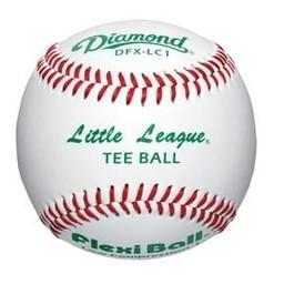 Diamond OL Little League Tee Ball DFX-LC1 - 1 Dozen