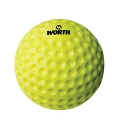 "Worth 11"" Dimple Balls PMY11 - 1 Dozen"