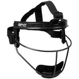 Rip-It Blackout Technology Baseball Face Guard RIPBB-N