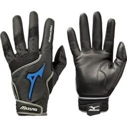 Mizuno Techfire Switch Power Grip Palm Adult Batting Gloves - 330258