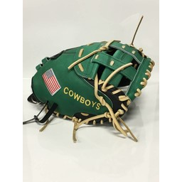 Worth Liberty Advanced Custom Catchers Mitt: LACMFPB Cowboys RHT