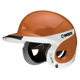 Worth Liberty Away Batting Helmet: WLBHA