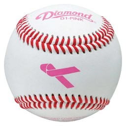 DIAMOND D1-PINK PINK THEME BASEBALL -SINGLE