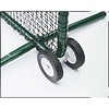 ATEC ATEC PRO WHEEL KIT FOR PROTECTIVE SCREENS - WTAT1395