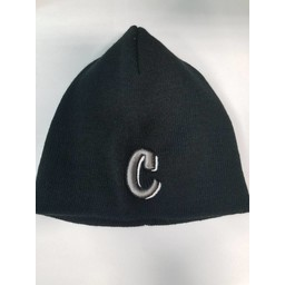 CHOPPERS BLACK 601K KNIT BEANIE : ONE SIZE