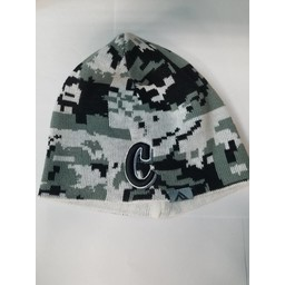 CHOPPERS- 635K DIGITAL CAMO KNIT BEANIE : ONE SIZE