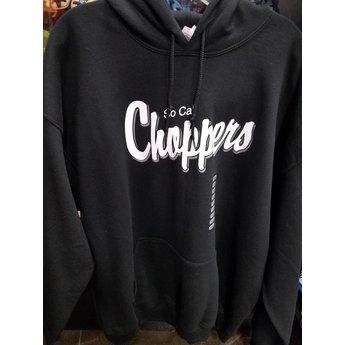 Chopper 2 Color Logo Cotton Hoodies