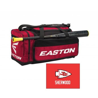 BHSBB Easton Team Player Bag A163120 Red
