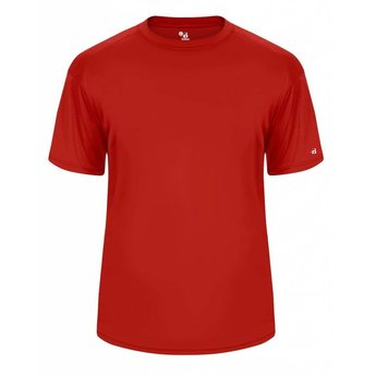 BHSBB Badger 4120 - B-Core Performance Tee Red