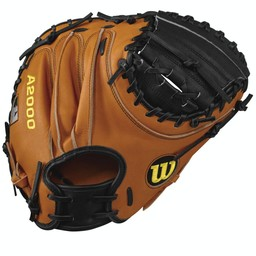 "Wilson A2000 Pudge 32.5"" Catchers Glove - WTA20RB17PUDGE"