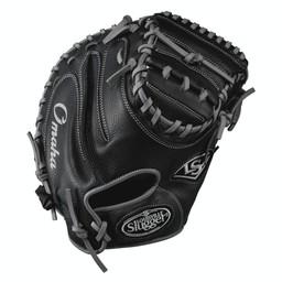 "Louisville Slugger Omaha 33.5"" Catcher's Baseball Glove  Right Hand WTLOMRB17CM"