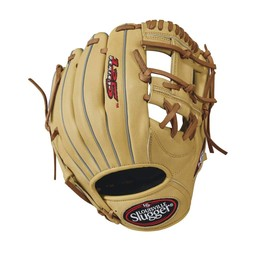 "Louisville Slugger 125 Series 11.25"" Infield Baseball Glove - Right Hand Throw WTL12RB171125"