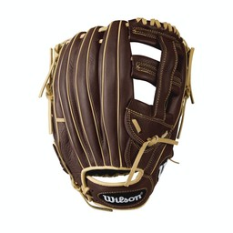 "Wilson Showtime 13"" Slowpitch Outfield Glove - WTA08RS1713"