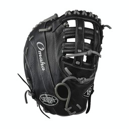 "Louisville Slugger Omaha 13"" First Base Glove - WTLOMLB17BM"