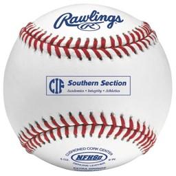 Rawlings Baseballs CIFSS - 1 Dozen
