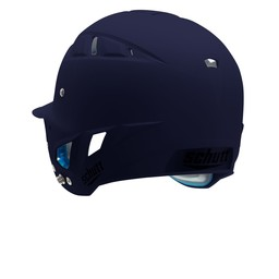 Schutt Air-Maxx T Fitted Batters Helmet Navy Large - B3111