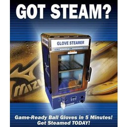 Glove Break-In: Steam and Break-In