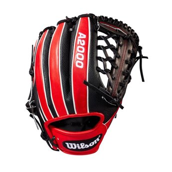 Wilson GOTM May 2017 RED/BLACK A2000 1789 GLOVE - WTA20RB17LEMAY