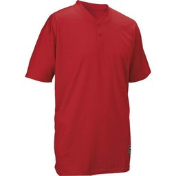 Easton 2 Button Youth Placket Jersey  - A164443