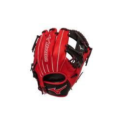 """Mizuno MVP Prime SE GMVP1154PSE4 Infield Glove - 11.5"""" 312258 Red/Black RHT"""